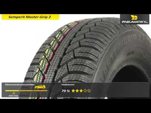 Youtube Semperit Master-Grip 2 195/65 R15 95 T XL Zimní