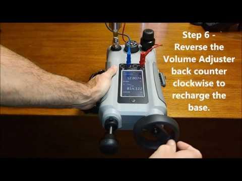 DPI 612 Flex Series Range Flexible Pressure Calibrators