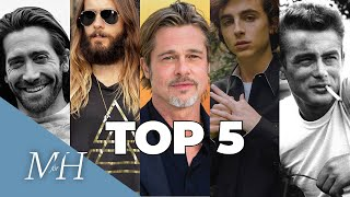 5 Mens Long Hairstyles To Try In 2020