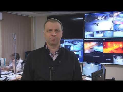 Обращение Главы города Кургана А.Ю. Потапова в связи с непогодой