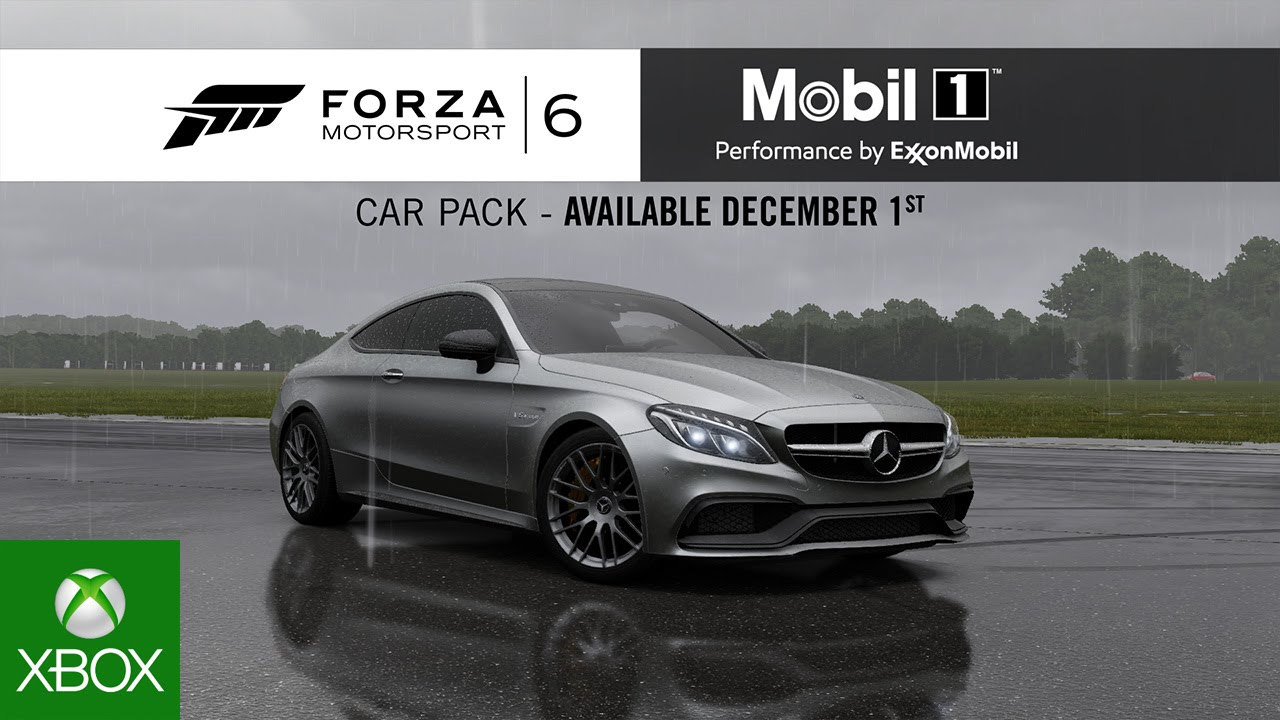 Video ForCollectors Rejoice Mobil 1 Car Pack Now Available For Forza Motorsport 6