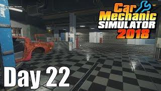car mechanic simulator 2018 mods garage - मुफ्त