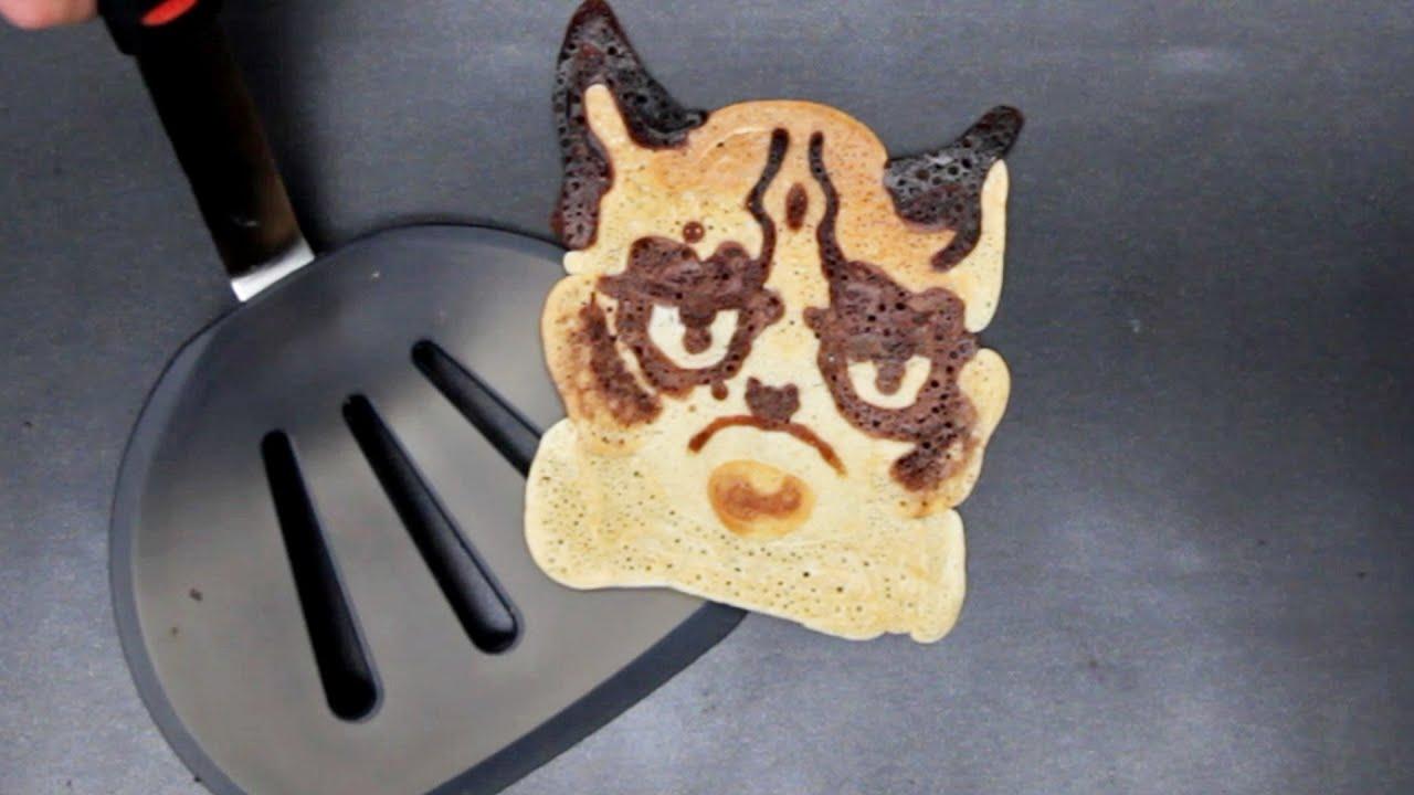 Your Week In Pancake Art thumbnail
