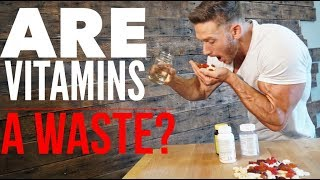 Multivitamin Research: Should You Be Taking Them? - Thomas DeLauer