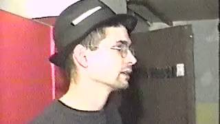 Interview At Steve Albini's Basement Studio, Winter 8990.