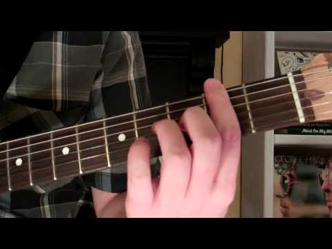 How To Play the F#m7 Chord On Guitar (F sharp minor seventh) 7th