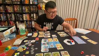 when you have a very good turn in a board game