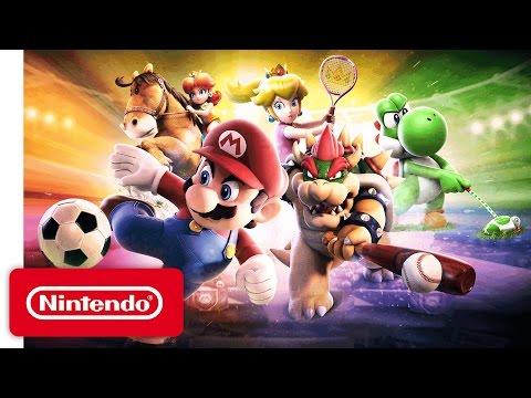 Mario Sports Superstars - Nintendo 3DS Launch Trailer