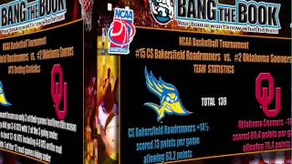 Oklahoma vs Cal State Bakersfield NCAA Tournament Pick, Odds & Prediction