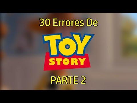30 Errores Que No Notaste En Toy Story Parte 2 (Del 16 Al 30)