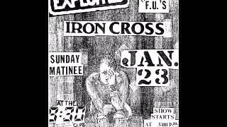 The Exploited - Live @ 9:30 Club, Washington, DC, 1/23/83