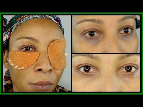Trigo mikrobyo langis mula sa wrinkles sa paligid ng mga mata
