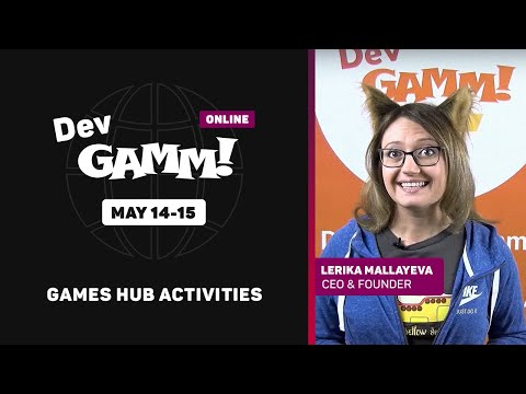 DevGAMM Online: Awards, Public Pitch, Speed Game Dating и другие активности