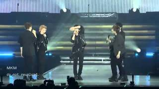 SHINee 1st con Stand By Me & Love Still Goes On