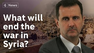 Syria: What will end the war? - Video Youtube