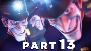 WE HAPPY FEW Walkthrough Gameplay Part 13 - MACHINES