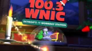 100.3 WNIC Christmas Music Now Playing, 2005