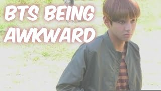 BTS Awkward Moments!