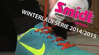 preview picture of video 'Abschlusslauf der Winterlaufserie 2014/2015 in Leverkusen'