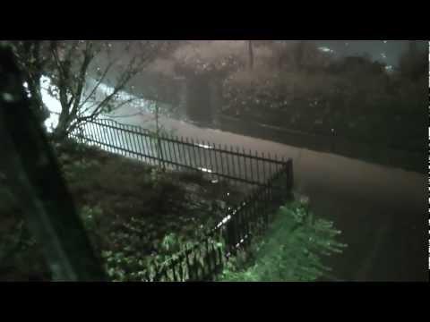 Pioggia a Catene-Narbostro_26.10.2012, h. 20:45