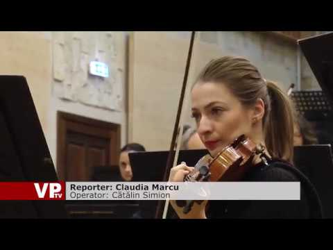 "Recital extraordinar ""Mozart"", la Filarmonica Ploiești"