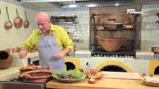 Tu cocina - Amarillito con hongos