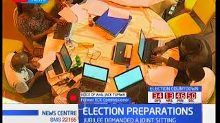 Analysis: IEBC claims everything is at bay and are ready to conduct October elections