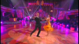 DWTS- Michael Buble performs