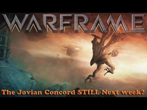Warframe - The Jovian Concord STILL Next week?