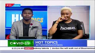 Edgar Obare\'s exposes \'boys club\', Juliani\'s One day concert | Hot Topics | Part 1