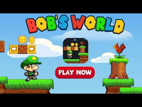 Vídeo do Bob's World - Super Adventure