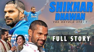 Shikhar Dhawan Biography | Indian Cricket Batsman - Download this Video in MP3, M4A, WEBM, MP4, 3GP