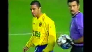 Albacete 2 - Villarreal 0 . Temp. 03/04. Jor. 9