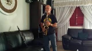 HEY, MAMBO - Barry Manilow - Sax Alto