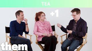 Will & Grace's Star Cast Take the LGBTQuiz | them.