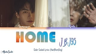 JBJ95 - Home Color Coded Lyrics/가사 [Han|Rom   - YouTube