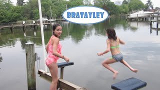 Stop! There's a Snake in the Water! (WK 228.5) | Bratayley
