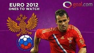 Alexsandr Kerzhakov - Russias Key Player At The Euros