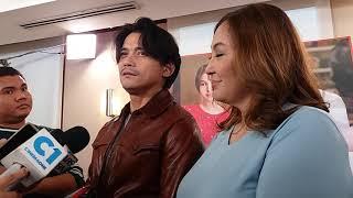 Sharon Cuneta nagulat sa sinagot ni Robin Padilla; Her reaction is love   Unexpectedly Yours