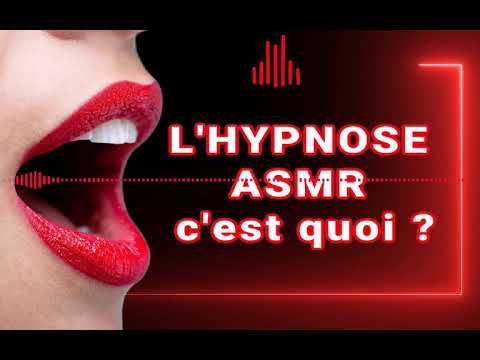 Hypnose ASMR c'est quoi