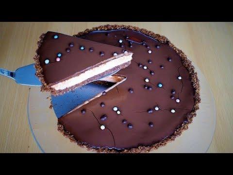 Video No Bake Chocolate Marshmallow Pie