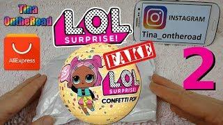 LOL Surprise FAKE, Tarocche Da Aliexpress N°2!