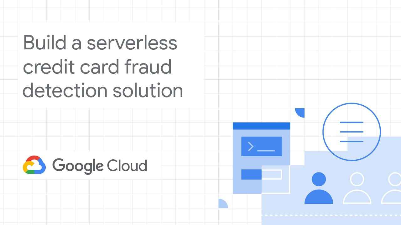 Learn how to use serverless tools on Google Cloud to build a real time credit card fraud detection solution. This is a step-by-step video that explores the credit card fraud detection pattern in this and helps walk you through the entire process of building such a system in your organization.