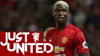 JustUnited Hull City Vs Manchester United Preview  POGBAS DEBUT & More
