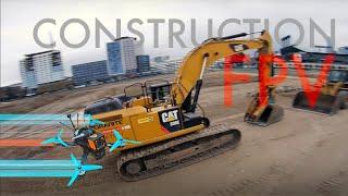 Freestyle Sunday —Construction FPV