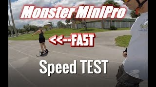 how to make ninebot mini pro faster - Free video search site