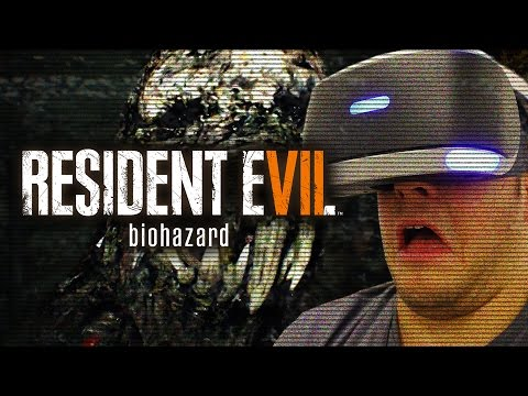 Resident Evil 7 In VR May Be Too Scary For Us