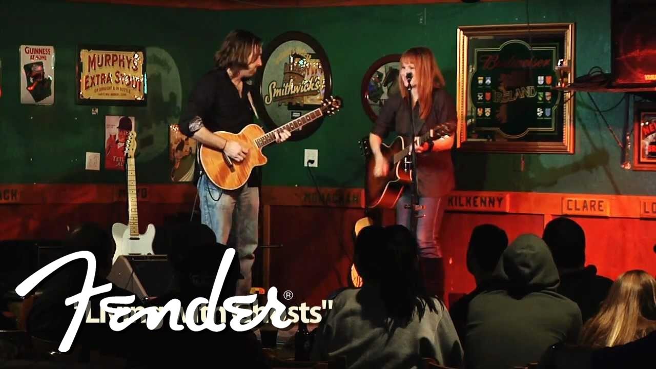 Fender Acoustic Pro 200 Video