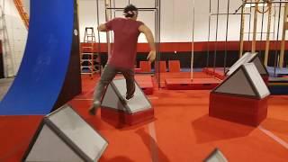 Real Life Ninja Academy 2017 NNL Course Demo for Adults / Teen Course - Drew Drechsel