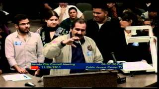Laredo Citizens Don't Like Being Talked Down To